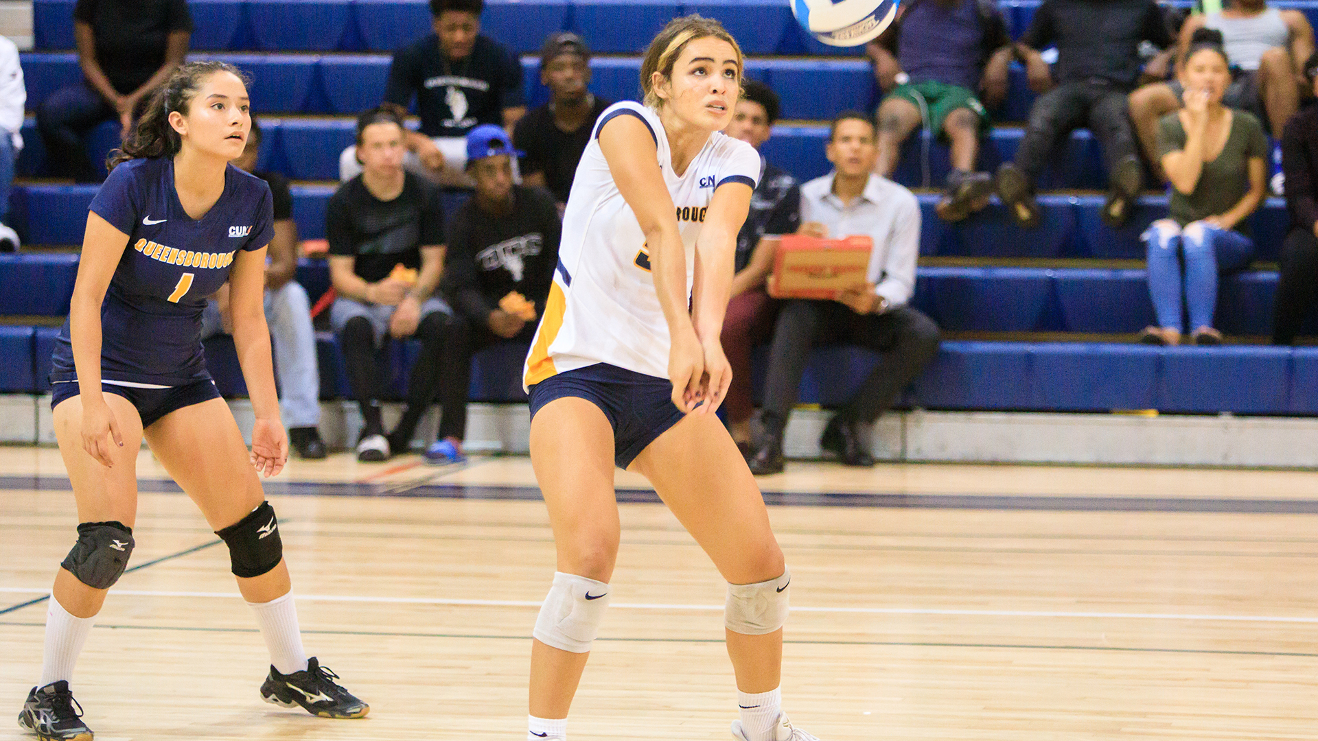 CUNYAC Women's Volleyball Athlete of the Week, Paola Beniquez